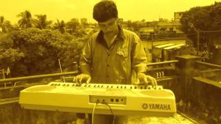 Ektuku Choya Lage Rabindrasangeet Instrumental By Pramit Das Keyboard Synthesizer