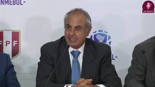 Tema:Sorteo Campeonato Sudamericano de Fútbol Sub 17