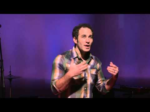 Over the wall and gone, a Jewish-American in the Palestinian West Bank: Joshua Davis at TEDxMuskegon