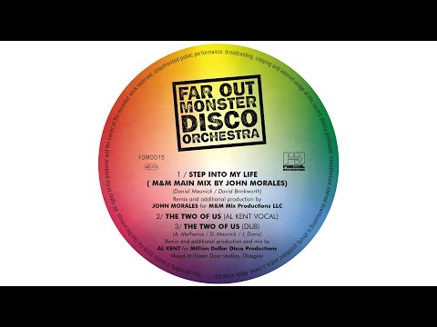 The Far Out Monster Disco Orchestra - Step Into My Life (M&M Mix by John Morales)