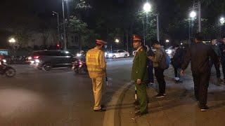 Đón đoàn Việt Nam