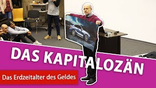 Prof. Dr. Harald Lesch an der TH Köln 2019 | Vortrag Zeitalter des Kapitalozän