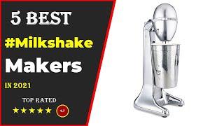 ✅ Top 5: Best Milkshake Maker …