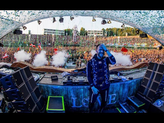 Don Diablo | Tomorrowland Belgium 2018 W2
