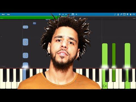 Repeat NLE Choppa - Shotta Flow - Piano Tutorial by pianoandkeys