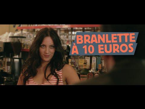 LA BRANLETTE feat. LEA CASTEL  / BLAGUE LIMITE-LIMITE