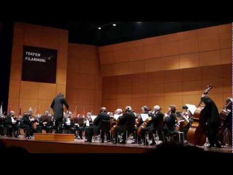 Tekfen Filarmoni Orkestrası | Lütfi Kırdar Anadolu Auditorium |