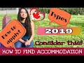 Accommodation in Canada - Things to Consider before renting and How to find accommodation in Canada