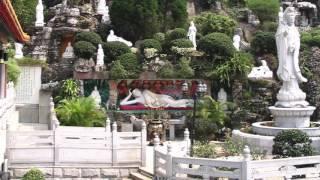 Достопримечательности Гонконга: китайские сады при храмах(В Гонконге не только храмы потрясают своей красотой, но и китайские садики на территории храмовых комплекс..., 2016-04-28T11:03:02.000Z)