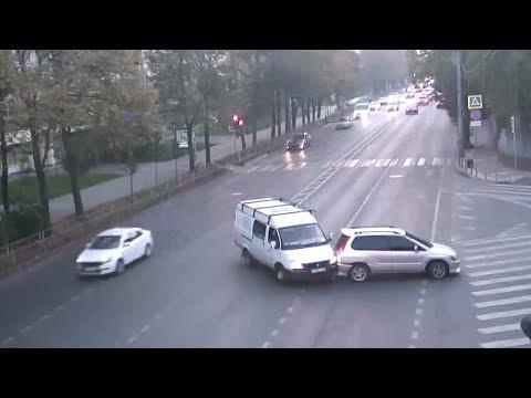 ДТП в Краснодаре за 20.10.19