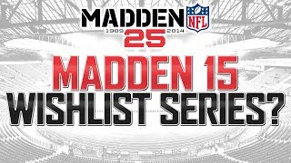 MUT 25 Is Slowing Down - MUT 15 Talk Heating Up! - Wishlist?