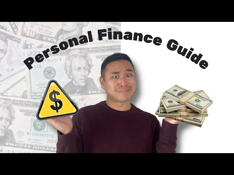 the student guide to personal finance 💸 money tips