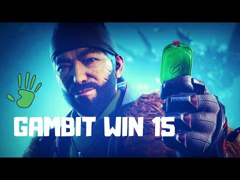 Destiny 2 Gameplay | Gambit Victory #15 [SUDDEN DEATH]