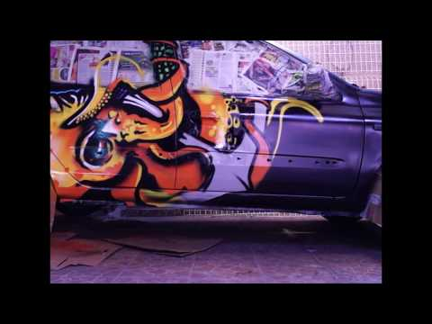 paint car (graffiti) parte 2