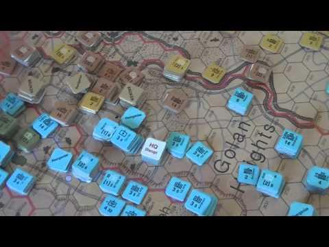 Flashpoint Golan: Baath Party Unification - 3 & wrap