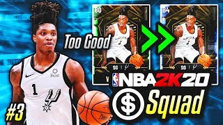NO MONEY SPENT SQUAD!! #3 | IS THIS THE MOST OP FREE EVO CARD IN NBA 2K20 MyTEAM??