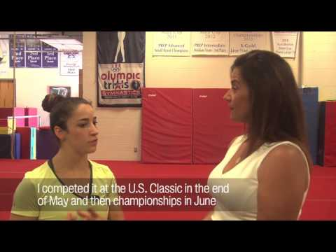 Aly Raisman talks Zika, Olympic qualifying
