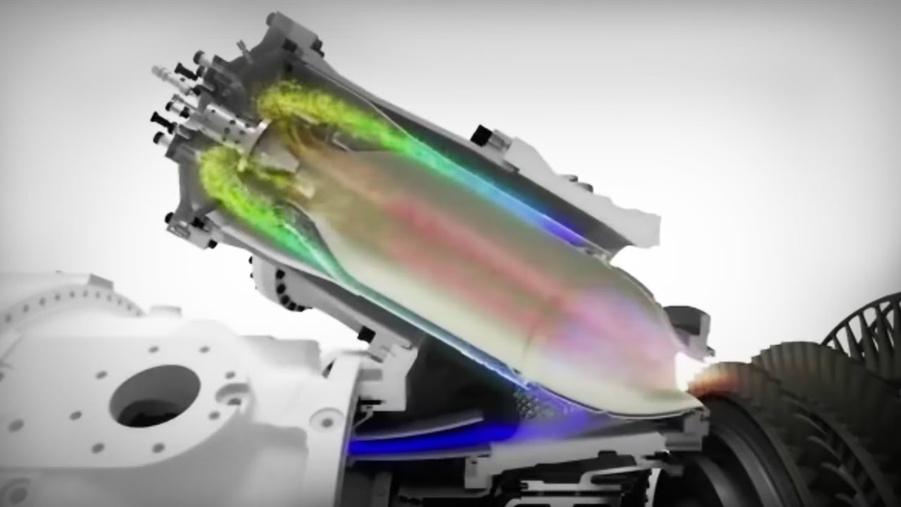 Combustion Chamber Design Jet Engine