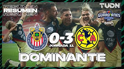 TUDN-M-xico-Resumen-y-goles-Chivas-0-3-Am-rica-Torneo-Guard1anes-2021-BBVA-MX-J11-TUDN