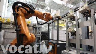 Ford Testing Massive New 3D-Printer