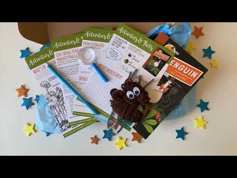 Bespoke Subscription Book Boxes For Kids From A Pocketful Of Books