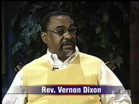 National Association for the Advancement of Colored People, Rev. VDixon1
