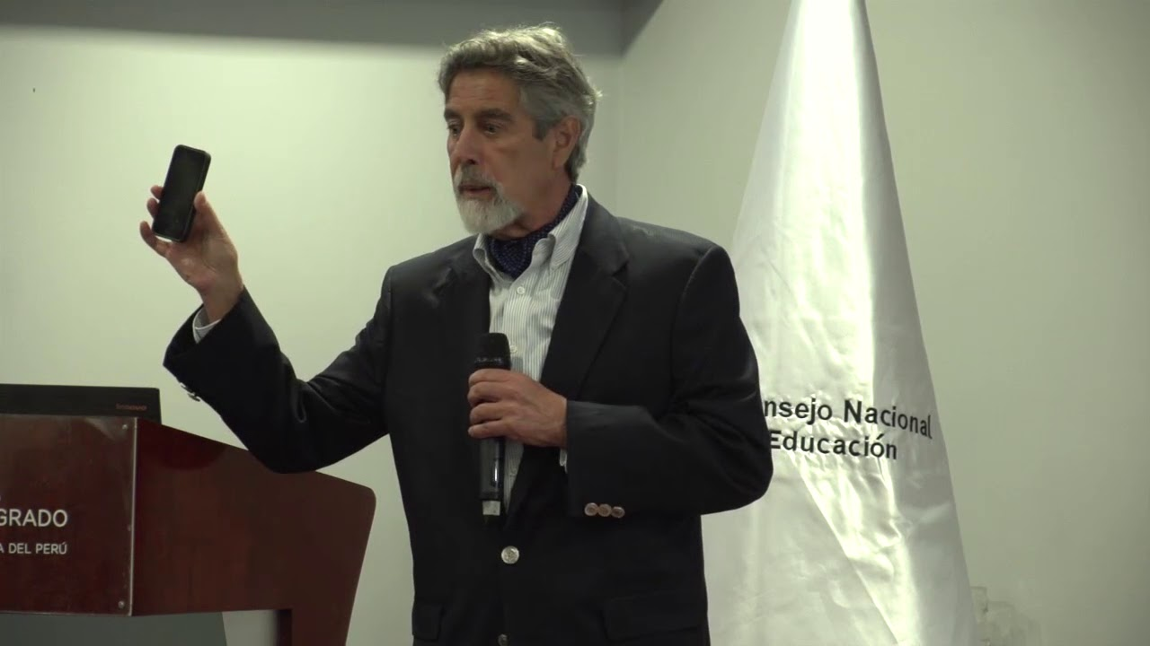 Futuro Educación: Francisco Sagasti, experto, sobre Sociedad del Futuro -  YouTube