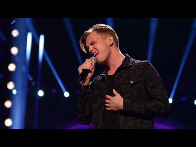 Bragi Bergsson When I Was Your Man Bruno Mars Idol Sverige Tv4