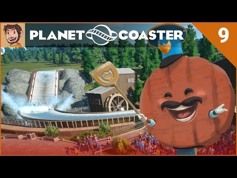 Let's Play Planet Coaster - Hard Mode - Part 9