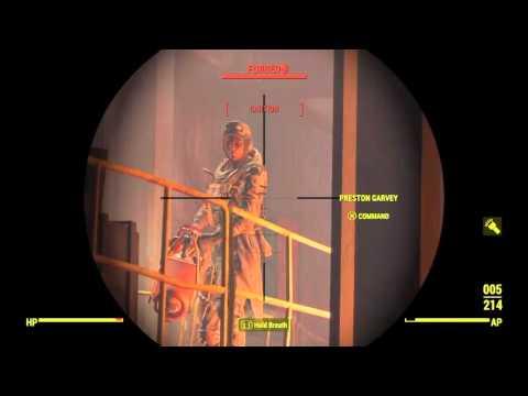 Fallout 4 Saugus Ironworks walkthrough