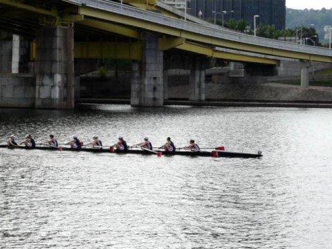 Head of the Ohio 2008 - Masters Women's 8+