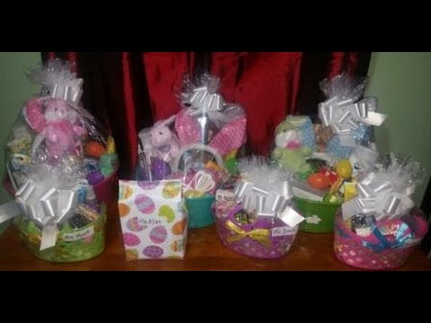 Easter gifts for teachers how to put together an office friendly easter gifts for teachers how to put together an office friendly easter egg hunt raw and uncut negle Images