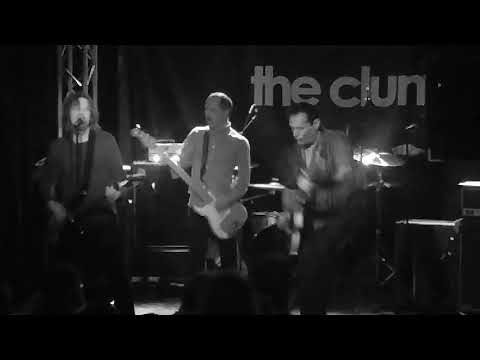 Hot Snakes plays at The Cluny, Newcastle Upon Tyne, January 2017
