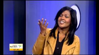 Cece Winans and Donnie McCurklin in South Africa