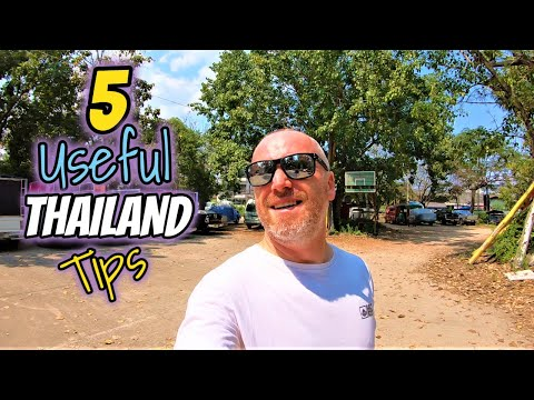 Tips Before Going To Thailand   5 Things That Could Help You