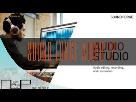Mastering With SOUND FORGE Audio Studio 12. Win A Copy!