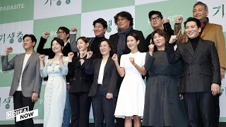 [FULL] Parasite team Seoul press conference after winning 4 Oscars