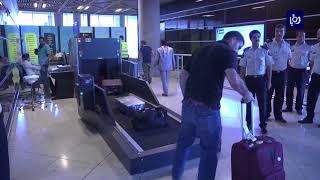 احباط عملية تهريب مخدرات في جمرك تخليص المطار - (11-1-2018)