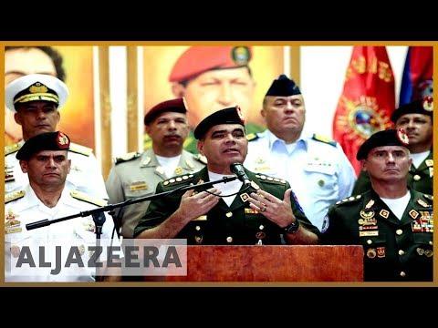 🇻🇪 Whom does Venezuela's military support? | Al Jazeera English