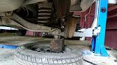 Пружины задней подвески Ford Sierra Estate - YouTube