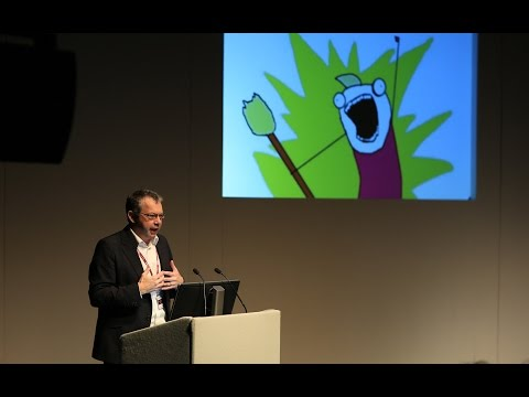 DCDC15 | An idiot's guide to building a digital library - Simon Chaplin, Wellcome Trust