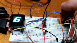 SparkFun MicroView Project - Gear Position Indicator