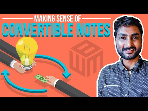 Understanding Convertible Notes, Discounted Rate, Maturity Date & Valuation Cap