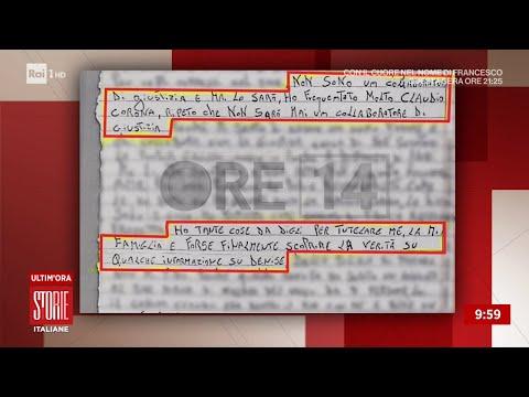"""Caso Pipitone, nuovo testimone: """"Presto la verità"""" - Storie italiane 08/06/2021"""