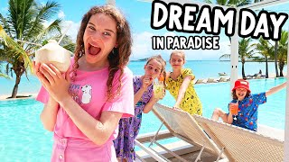 OUR DREAM DAY IN TROPICAL ISLAND PARADISE w/The Norris Nuts