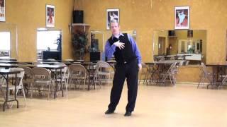 Merengue Lesson 10a, Latin Action Technique