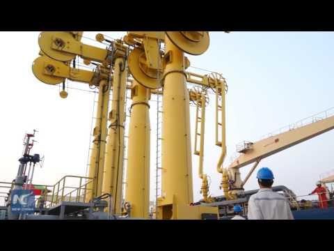 China-Myanmar crude oil pipeline begins operation