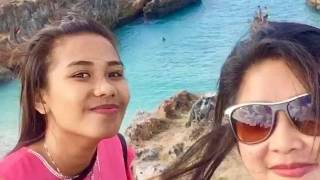 Pantai Perawan Tolanamon Kec Rote Selatan Kab Rote Ndao