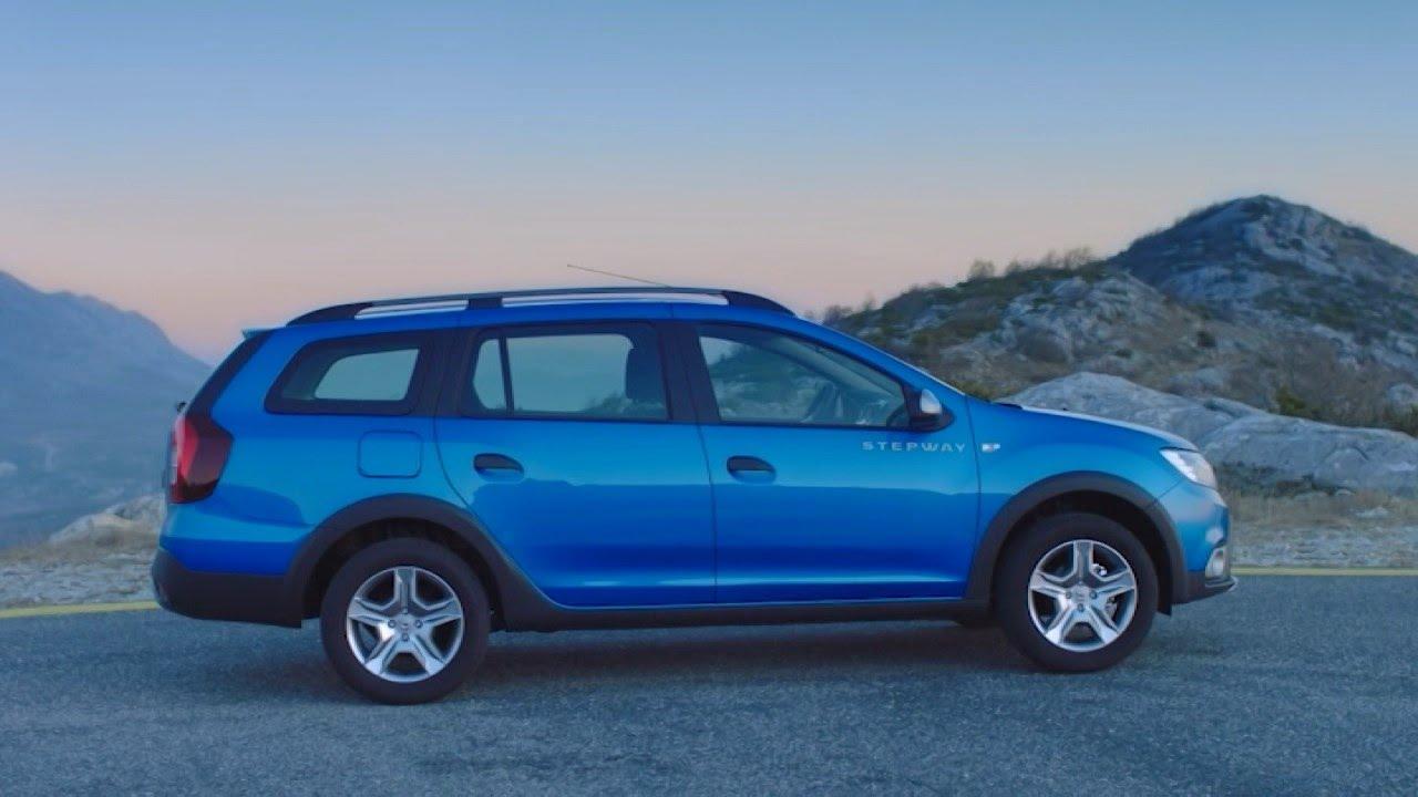 Видеообзор Dacia Logan MCV Stepway. Настоящие нивоводы могут не смотреть. Подробности в описании