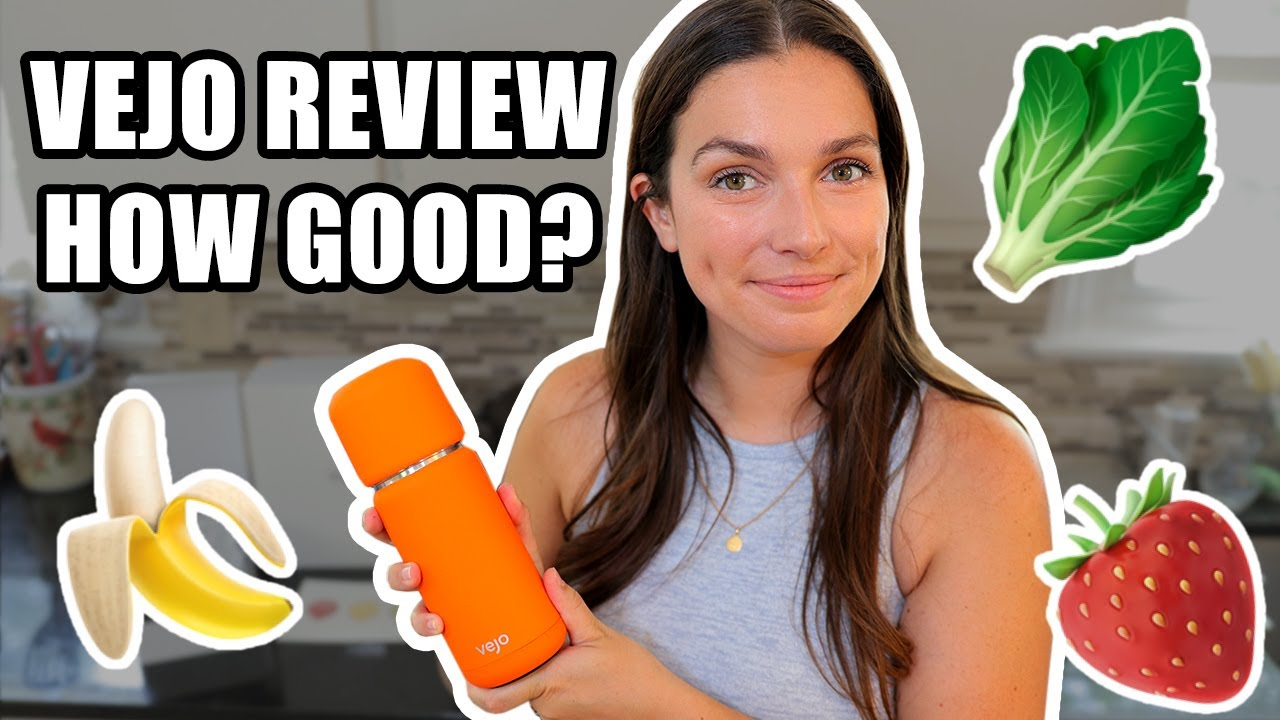 Vejo Review How Good Is This Portable Blender